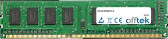 880GMAT-A-E 4Go Module - 240 Pin 1.5v DDR3 PC3-10664 Non-ECC Dimm