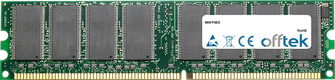 P4ES 1Go Module - 184 Pin 2.5v DDR333 Non-ECC Dimm