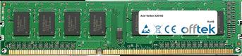 Veriton X2610G 4Go Module - 240 Pin 1.5v DDR3 PC3-10664 Non-ECC Dimm