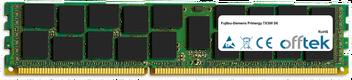 Primergy TX300 S6 16Go Module - 240 Pin 1.5v DDR3 PC3-8500 ECC Registered Dimm (Quad Rank)