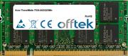 TravelMate 7530-602G25Mn 2Go Module - 200 Pin 1.8v DDR2 PC2-5300 SoDimm