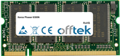 Phaser 6300N 512Mo Module - 200 Pin 2.5v DDR PC333 SoDimm