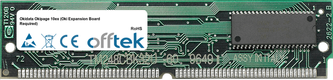 Okipage 10ex (Oki Expansion Board Required) 32Mo Module - 72 Pin 5v FPM Non-Parity Simm