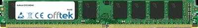E3C236D4U 16Go Module - 288 Pin 1.2v DDR4 PC4-19200 ECC Unbuffered Dimm (VLP)