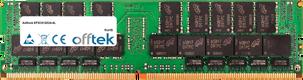 EP2C612D24-4L 64Go Module - 288 Pin 1.2v DDR4 PC4-23400 LRDIMM ECC Dimm Load Reduced