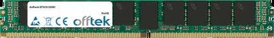 EP2C612D8C 32Go Module - 288 Pin 1.2v DDR4 PC4-19200 ECC Registered Dimm (VLP)