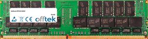 EP2C612D8C 64Go Module - 288 Pin 1.2v DDR4 PC4-23400 LRDIMM ECC Dimm Load Reduced
