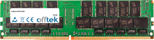 EPC612D8 64Go Module - 288 Pin 1.2v DDR4 PC4-23400 LRDIMM ECC Dimm Load Reduced
