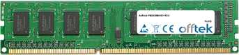 FM2A58M-HD+ R2.0 8Go Module - 240 Pin 1.5v DDR3 PC3-12800 Non-ECC Dimm