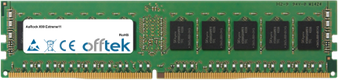 X99 Extreme11 16Go Module - 288 Pin 1.2v DDR4 PC4-17000 ECC Dimm