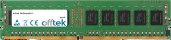 X99 Extreme6/3.1 8Go Module - 288 Pin 1.2v DDR4 PC4-17000 ECC Dimm