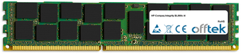 Integrity BL860c I4 16Go Module - 240 Pin 1.5v DDR3 PC3-14900 1866MHZ ECC Registered Dimm