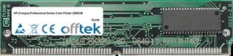 Professional Séries Color Printer 2500CM 16Mo Kit (2x8Mo Modules) - 72 Pin 5v EDO Non-Parity Simm