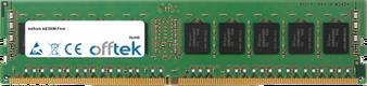 AB350M Pro4 16Go Module - 288 Pin 1.2v DDR4 PC4-19200 ECC Dimm