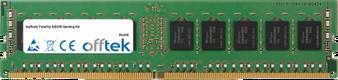 Fatal1ty AB350 Gaming K4 16Go Module - 288 Pin 1.2v DDR4 PC4-21300 ECC Dimm