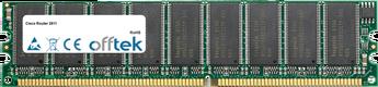 Router 2811 512Mo Module - 184 Pin 2.5v DDR266 ECC Dimm