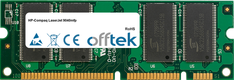 LaserJet 9040mfp 512Mo Module - 100 Pin 2.5v DDR PC2100 SoDimm