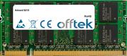 9215 1Go Module - 200 Pin 1.8v DDR2 PC2-4200 SoDimm