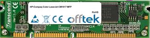 Color LaserJet CM1017 MFP 128Mo Module - 100 Pin 3.3v SDRAM PC100 SoDimm