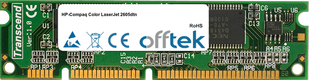 Color LaserJet 2605dtn 256Mo Module - 100 Pin 3.3v SDRAM PC100 SoDimm