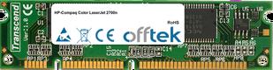 Color LaserJet 2700n 256Mo Module - 100 Pin 3.3v SDRAM PC100 SoDimm