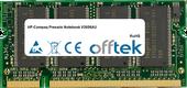 Presario Notebook V2656AU 1Go Module - 200 Pin 2.5v DDR PC333 SoDimm