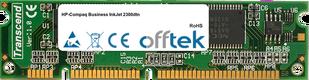 Business InkJet 2300dtn 128Mo Module - 100 Pin 3.3v SDRAM PC133 SoDimm