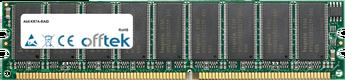 KR7A-RAID 1Go Module - 184 Pin 2.5v DDR266 ECC Dimm (Dual Rank)