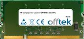 Color LaserJet CP1518ni (CC378A) 256Mo Module - 144 Pin 1.8v DDR2 PC2-3200 SoDimm