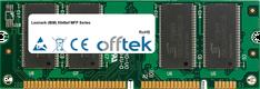 X646ef MFP Séries 512Mo Module - 100 Pin 2.5v DDR PC2100 SoDimm