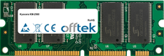 KM-2560 512Mo Module - 100 Pin 2.5v DDR PC2100 SoDimm