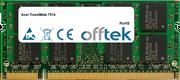 TravelMate 7514 2Go Module - 200 Pin 1.8v DDR2 PC2-5300 SoDimm