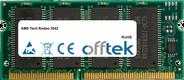 Tech Rodeo 3042 64Mo Module - 144 Pin 3.3v PC66 SDRAM SoDimm