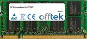 LaserJet CP3505 256Mo Module - 200 Pin 1.8v DDR2 PC2-4200 SoDimm