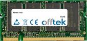7032 512Mo Module - 200 Pin 2.5v DDR PC333 SoDimm