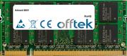 6651 2Go Module - 200 Pin 1.8v DDR2 PC2-6400 SoDimm