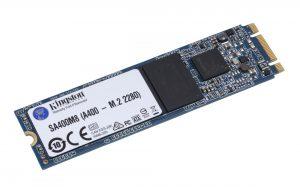Kingston A400 M.2 SATA SSD 120GB Lecteur