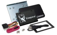 Kingston KC600 2.5-inch SSD Upgrade Kit 256GB Lecteur