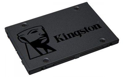Kingston A400 2.5-inch SSD 480GB Lecteur