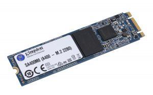 Kingston A400 M.2 SATA SSD 480GB Lecteur