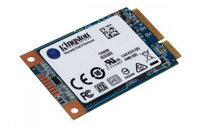 Kingston UV500 MSATA SSD 480GB Lecteur