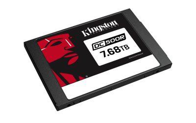 Kingston DC500R (Read-centric) 2.5-Inch SSD 7.68TB Lecteur