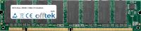 168 Pin Dimm - SDRAM - 133Mhz 3.3V Non-tamponé 64MB Module