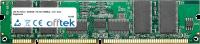 168 Pin Dimm - SDRAM - PC100 (100Mhz) - 3.3V - ECC Enregistré 256MB Module