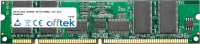 168 Pin Dimm - SDRAM - PC133 (133Mhz) - 3.3V - ECC Enregistré 1GB Module