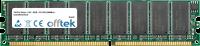 184 Pin Dimm - 2.5V - DDR - PC2100 (266Mhz) - Non-tamponé ECC 256MB Module