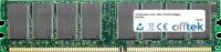 184 Pin Dimm - 2.5V - DDR - PC2700 (333Mhz) - Non-ECC 512MB Module