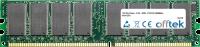 184 Pin Dimm - 2.5V - DDR - PC2100 (266Mhz) - Non-ECC 1GB Module
