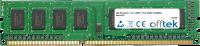 240 Pin Dimm - 1.5v - DDR3 - PC3-10600 (1333Mhz) - Non-ECC 1GB Module