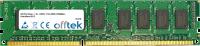 240 Pin Dimm - 1.5v - DDR3 - PC3-8500 (1066Mhz) - Non-tamponé ECC 2GB Module